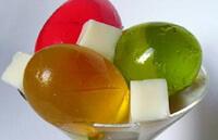 Желе из яйца для ребенка