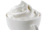 Крем в чашечках для ребенка