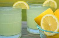 Домашний лимонад для ребенка