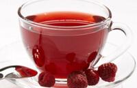 Малиновый чай для ребенка