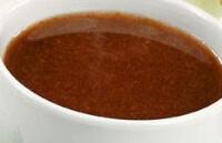 Сладкий суп из чернослива с саго для ребенка