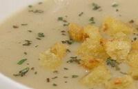 Суп-крем из овсянки для ребенка