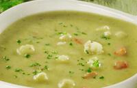 Суп-пюре из овощей для ребенка