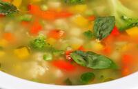 Весенний суп для ребенка