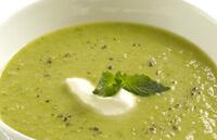 Гороховый суп-пюре для ребенка