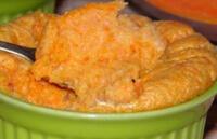 Суфле из апельсина для ребенка