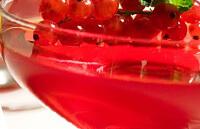 Желе из клюквы или красной смородины для ребенка
