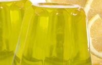 Лимонное желе для ребенка