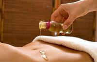 Аромамасла от растяжек и проблем с кожей при интенсивном похудении.