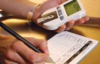 kontrol diabeta 1