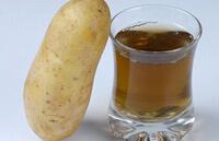 Сок картофеля от варикоза
