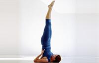 Упражнение от варикоза - березка