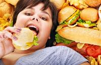 От варикоза и для похудения не ешьте фастфуды.