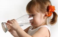 Вода для ребенка.