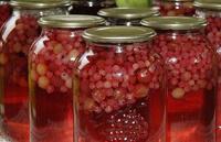 Маринование ягод и фруктов на зиму