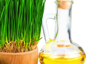 Масло ростков пшеницы и касторовое масло для лечения псориаза.