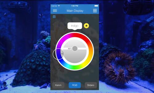 Как работает контроллер для аквариума EcoTech ReefLink.
