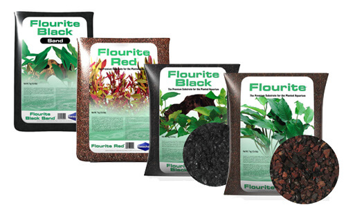 Грунт для аквариумных растений.