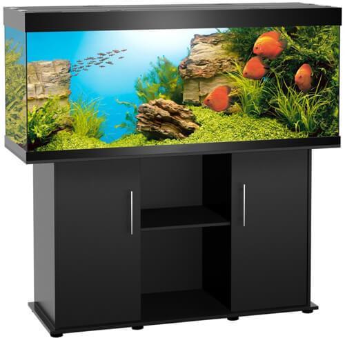Прямоугольный аквариум.