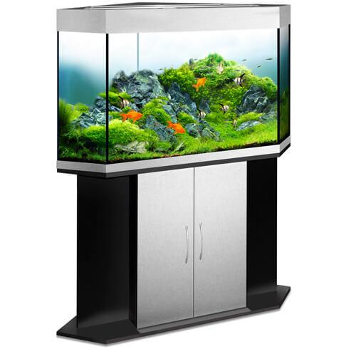 Пятиугольный аквариум.