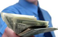 """Денежный аванс (кредитная карта), кредит """"до зарплаты"""" и кредит под ожидаемый возврат налога."""