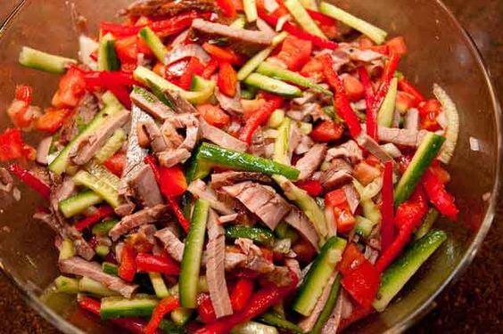 салат из языка для праздника